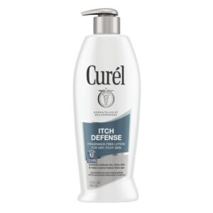 curel itch relief defense lotion 13oz