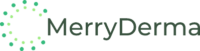 MerryDerma Site Logo 400x101