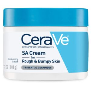 CeraVe SA Cream for Rough and Bumpy Skin, 12oz