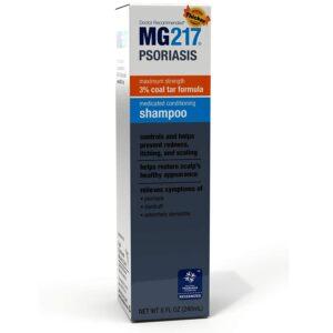 MG217 psoriasis shampoo, 8oz