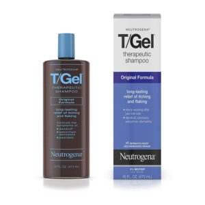 Neutrogena T-Gel Therapeutic Shampoo, Original Formula, 16 Oz