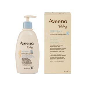 Aveeno Baby Dermexa Wash, 10.1oz