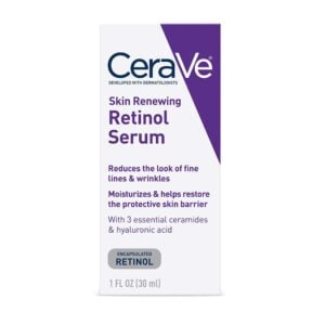 Cerave Skin Renewing Retinol Serum, 1oz