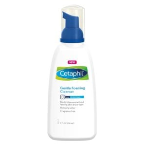 Cetaphil Gentle Foaming Cleanser, 8oz