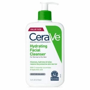CeraVe Hydrating Facial Cleanser, 16oz