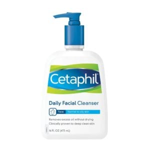 Cetaphil Daily Facial Cleanser, 16oz