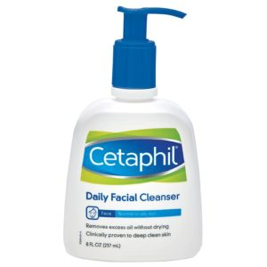 Cetaphil Daily Facial Cleanser, 8oz