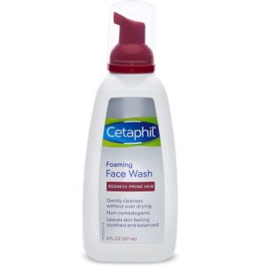 Cetaphil Redness Control Face Wash, 8oz