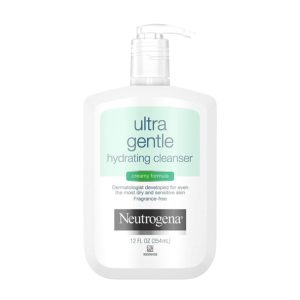 Neutrogena Ultra Gentle Hydrating Cleanser, 12oz