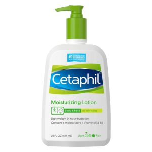 Cetaphil Moisturizing Lotion, 20oz