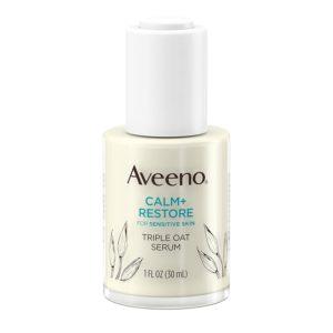 Aveeno Calm + Restore Oat Serum, 1oz