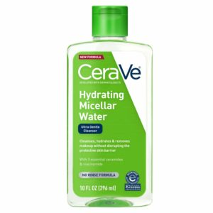 CeraVe Micellar Water, 10oz