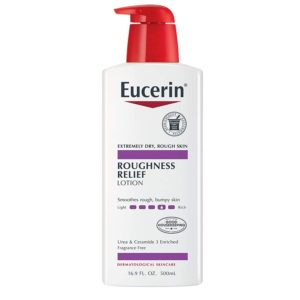Eucerin Roughness Relief Lotion, 16.9oz