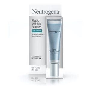 Neutrogena Rapid Wrinkle Repair Eye Cream, 0.5oz